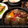 Delicious Korean Stone Hot Pot