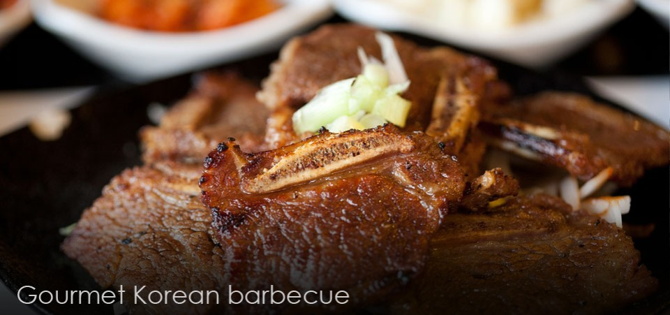 Very Best Korean Short-Rib Barbecue